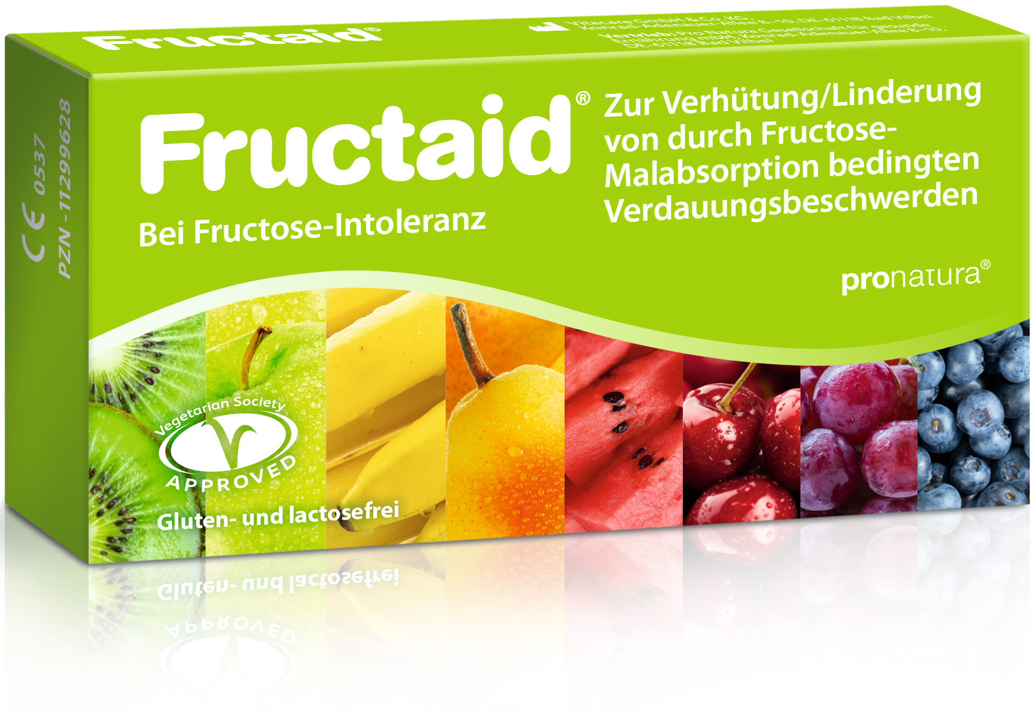 Fructaid Packshot